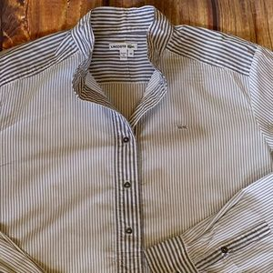 Lacoste Tops - Lacoste Pullover Shirt Nwot